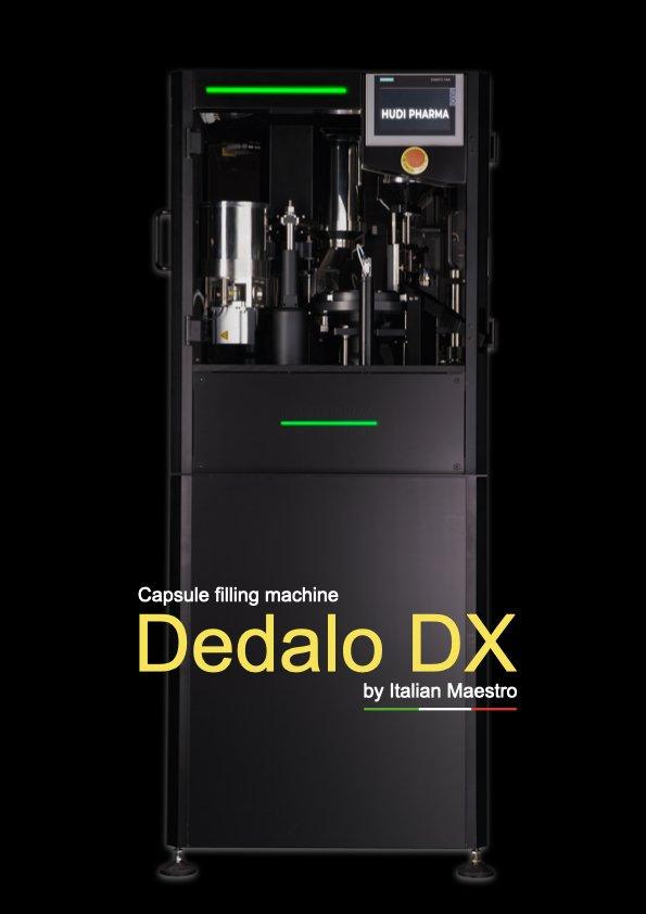 DEDALO DX Encapsulator