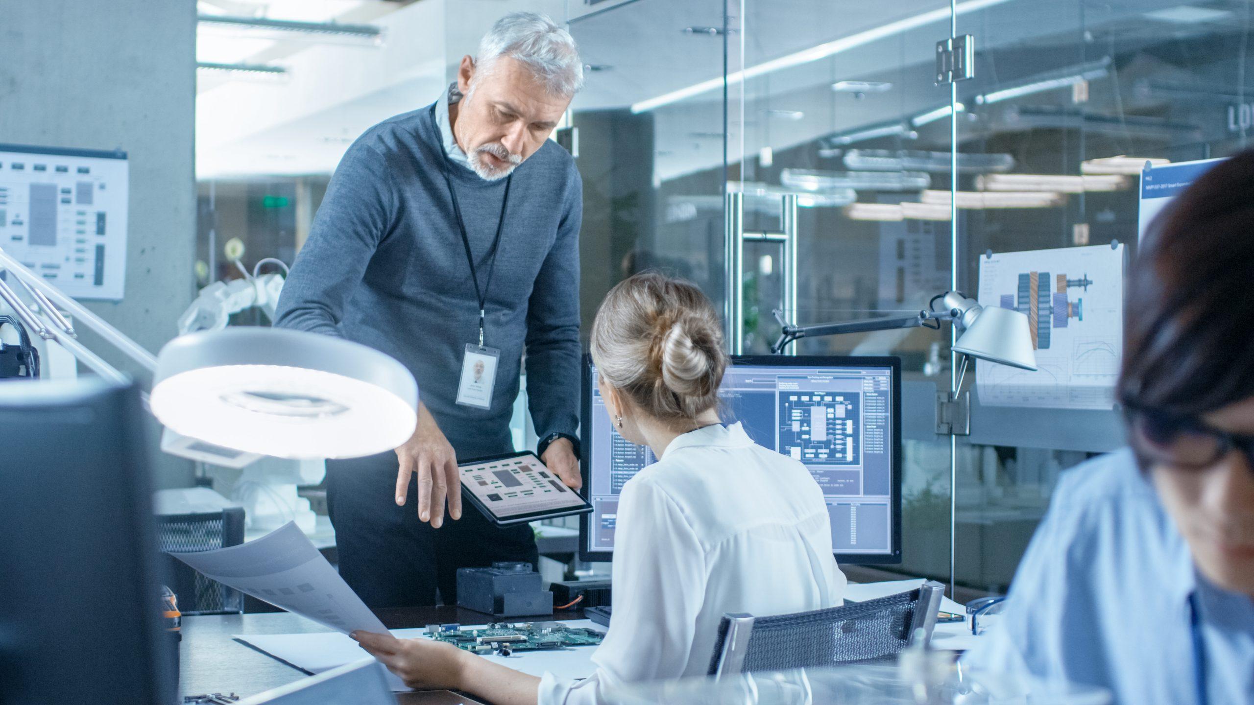 Process Validation: Smarter Manufacturing data management.