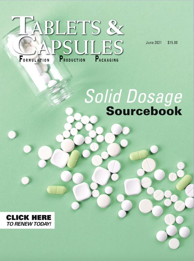 Tablets&Capsules Source Book